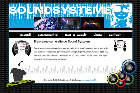 SoundSysteme.be