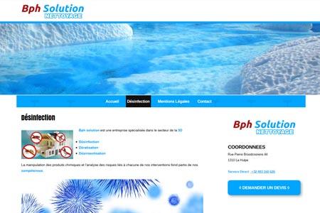 BPH-Nettoyage